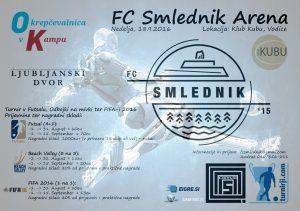 FC Smlednik Arena Banner 2
